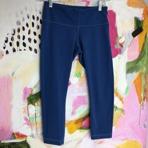 Lulu lemon wunder under pant blue 6